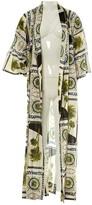Fausto Puglisi White Cotton Jacket for Women