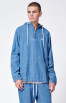 Obey Jungle Denim Pullover Anorak