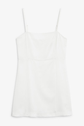 Monki Spaghetti strap dress