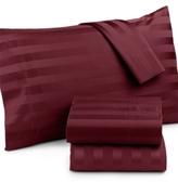 Westport CLOSEOUT! Extra Deep Pocket Queen 4-pc Sheet Set, 1000 Thread Count 100% Cotton Stripe