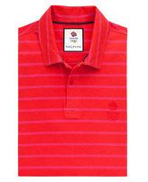 Thomas Pink Whitlock Stripe Classic Fit Polo Shirt