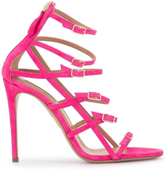 Aquazzura Multiple Straps Sandals