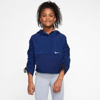 Nike Girls' Sportswear Hip Pack-It Packable Jacket