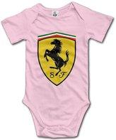 ViVi 66 An Baby Clothes Bodysuit Romper (For 6-24 M )- Ferrari Team