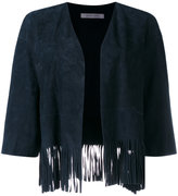 Simonetta Ravizza fringed jacket