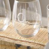 Cathy's Concepts Cathys Concepts Personalized Stemless 15 oz. Wine Glasses