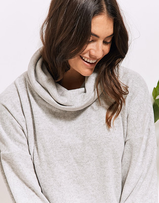 Figleaves Supersoft Knit Cowl Neck Top