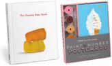 Knock Knock The Gummy Bear Notebook & Sweet Treats Postcard Kit