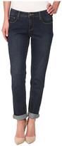 Christopher Blue Diane Roll Boyfriend Soft Vintage Denim Jean
