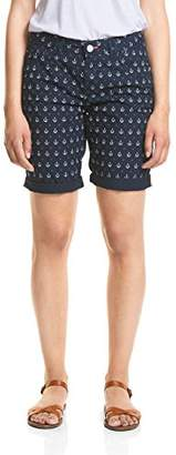 Street One Women's's 371537 Jane Bermuda Shorts