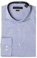Vince Camuto Slim-Fit Cutaway Dobby Dress Shirt