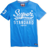 Superdry Men's Standard Issue Graphic-Print Logo T-Shirt
