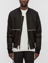 Stampd Time And 1 World Bomber Jacket