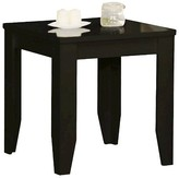 ACME Furniture Gideon End Table Black - ACME