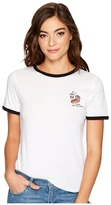Vans Ready For The Show Tee Women's Short Sleeve Pullover