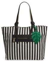 Tommy Bahama Royal Palms Striped Tote - Black