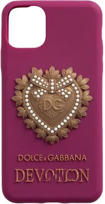 Dolce & Gabbana Devotion iPhone 11 Pro Max case
