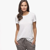 James Perse Crepe Jersey Little Boy Tee