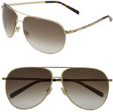 'Loh' Metal Aviator Sunglasses