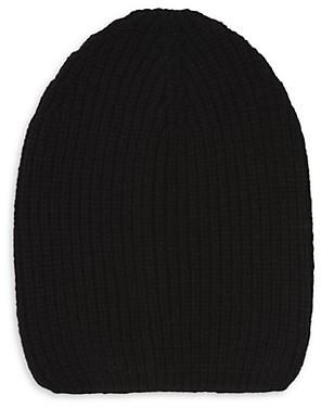 UGG Rib-Knit Wool-Blend Beanie