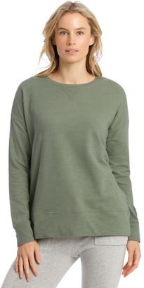 Chloé & Lola Cotton Rich Terry Pullover Sweatshirt