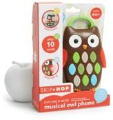 Skip Hop Infant Musical Owl Phone
