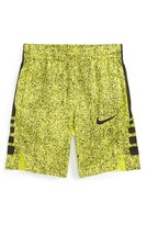 Nike Toddler Boy's Elite Print Shorts