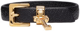 Miu Miu Black Key Bracelet