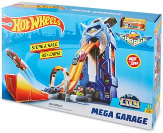 Hot Wheels Mattel Mega Garage