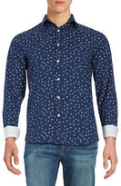 Selected Triangle-Print Sportshirt