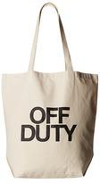 Dogeared Off Duty Super Tote