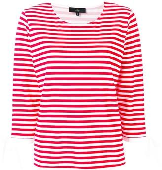 Fay striped T-shirt