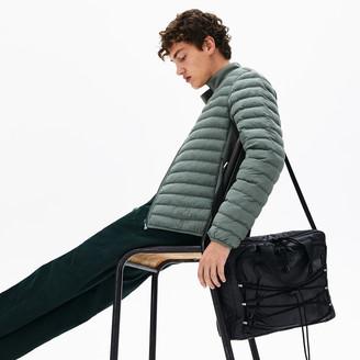 Lacoste Men's Altitude Shoulder Strap Nylon Computer Bag