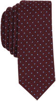 Original Penguin Men's Mundo Dot Skinny Tie