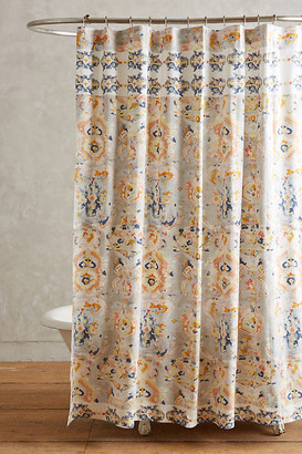 Anthropologie Orissa Shower Curtain By in Assorted Size ALL