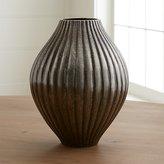 Crate & Barrel Hunter Vase
