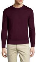 Slate & Stone Wool Ribbed Crewneck Sweater