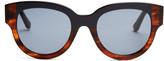 Marni Bi-colour D-frame sunglasses