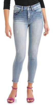 Time and Tru Women's Core Skinny Jeans