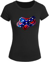 Fox Racing For 2016 Womens Printed Short Sleeve tops t shirts