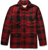Filson - Cruiser Buffalo-checked Mackinaw Wool Jacket
