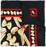 Dolce & Gabbana pasta scarf - women - Silk - One Size
