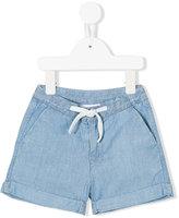 Knot Chambray shorts