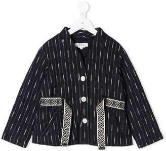 Bonpoint Naoli embroidered jacket