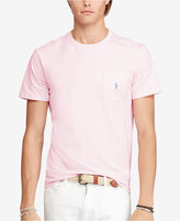 Polo Ralph Lauren Men's Jersey Pocket Crew Neck T-Shirt