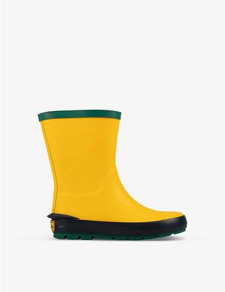 Clarks Mudder Run wellington boots 3-9 years