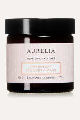 Aurelia Probiotic Skincare Net Sustain Overnight Recovery Mask, 50g