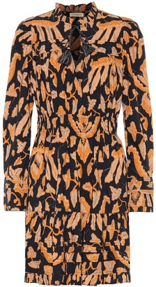 Ulla Johnson Ismaya printed cotton minidress