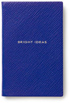 Smythson Bright Ideas Leather Notebook
