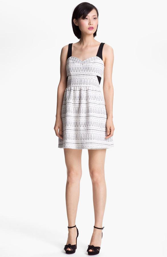 Mcginn 'Cheyenne' Tweed Dress